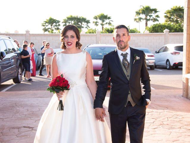 La boda de José y Adela en Rioja, Almería 46