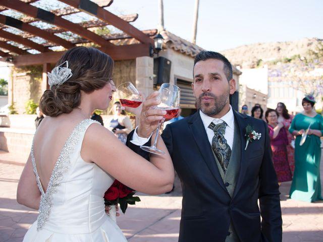 La boda de José y Adela en Rioja, Almería 47