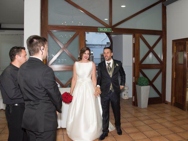 La boda de José y Adela en Rioja, Almería 48