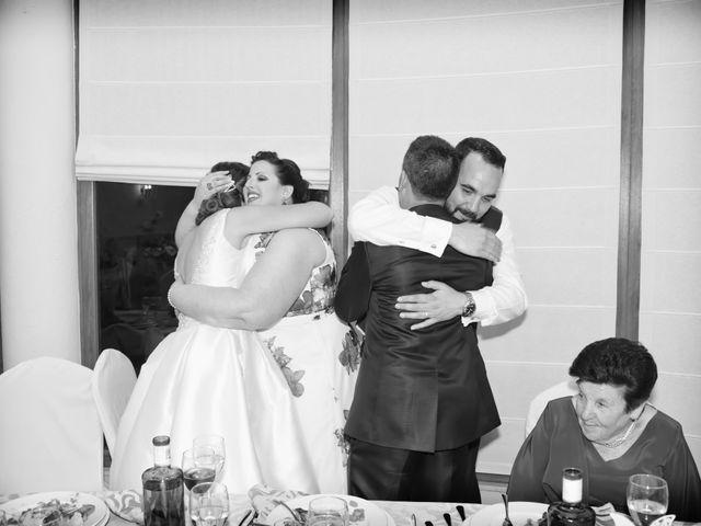 La boda de José y Adela en Rioja, Almería 54