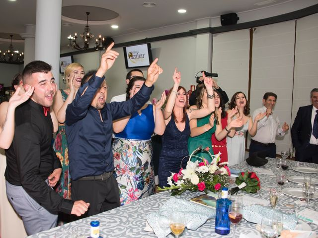 La boda de José y Adela en Rioja, Almería 55