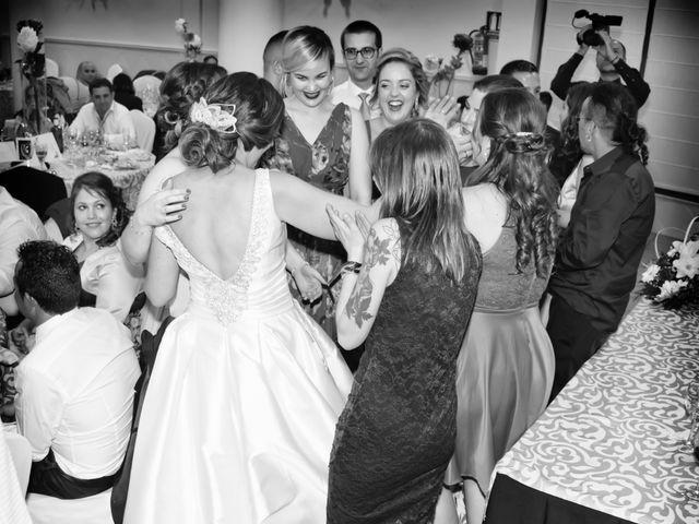 La boda de José y Adela en Rioja, Almería 56