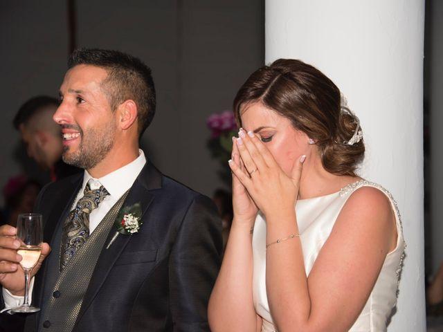 La boda de José y Adela en Rioja, Almería 58