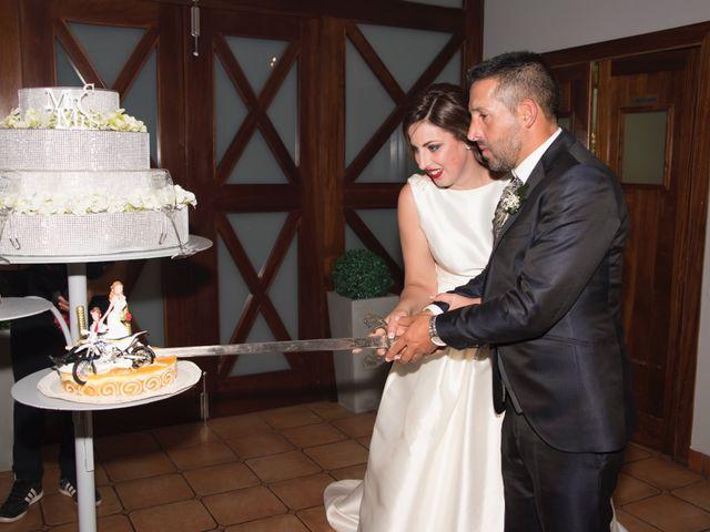 La boda de José y Adela en Rioja, Almería 61