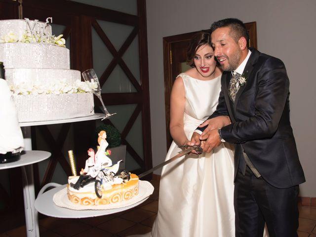 La boda de José y Adela en Rioja, Almería 62