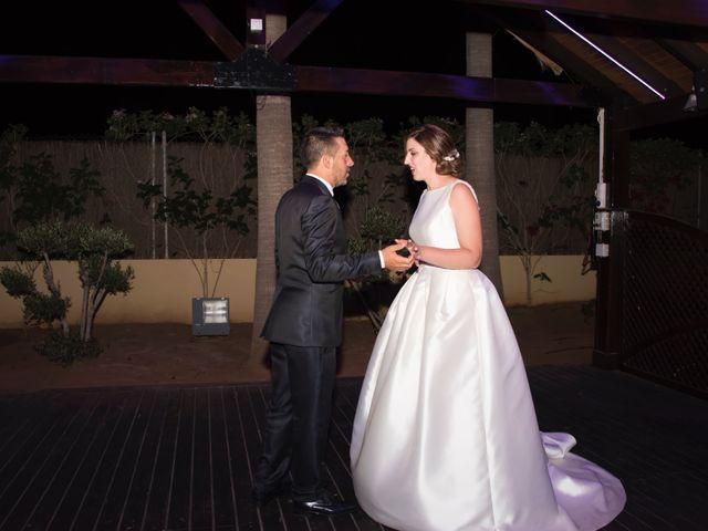 La boda de José y Adela en Rioja, Almería 64