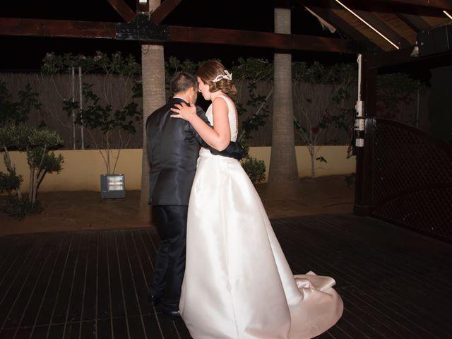 La boda de José y Adela en Rioja, Almería 65