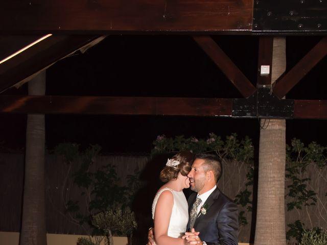 La boda de José y Adela en Rioja, Almería 66