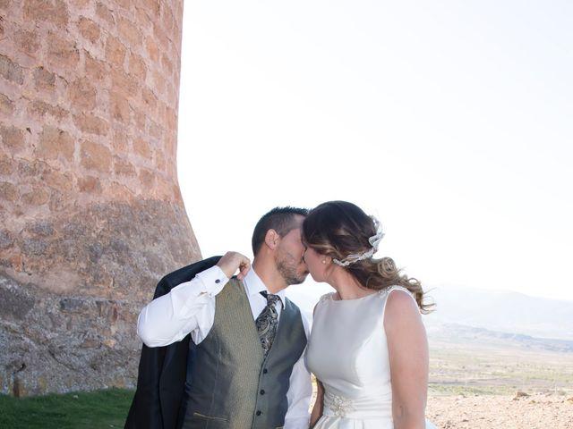 La boda de José y Adela en Rioja, Almería 71