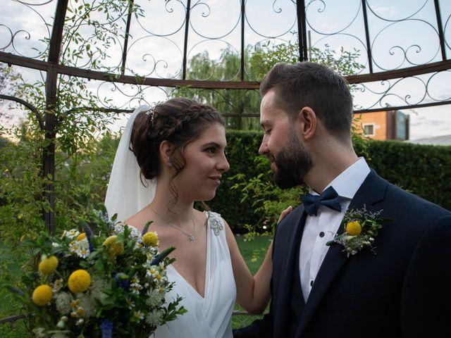La boda de Julia y Guillermo