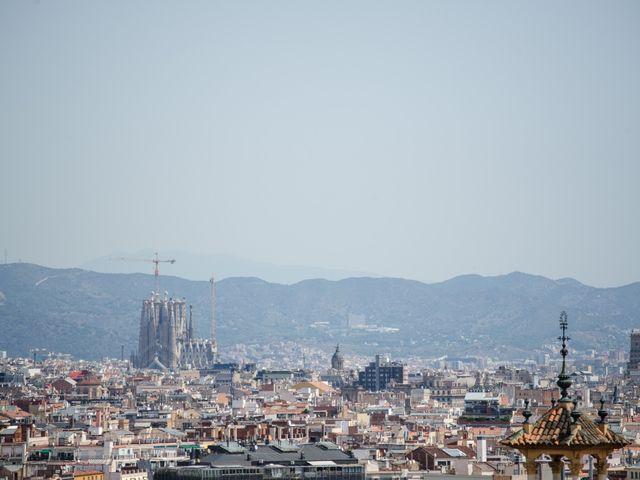 La boda de Maria y Randy en Barcelona, Barcelona 28