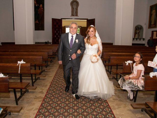 La boda de Paloma y Borja en Brunete, Madrid 18
