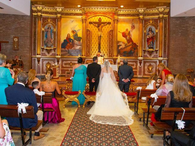 La boda de Paloma y Borja en Brunete, Madrid 19