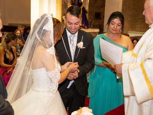 La boda de Paloma y Borja en Brunete, Madrid 21