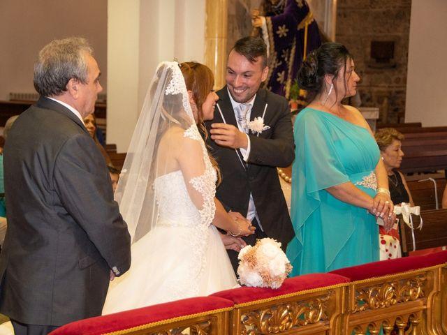 La boda de Paloma y Borja en Brunete, Madrid 22