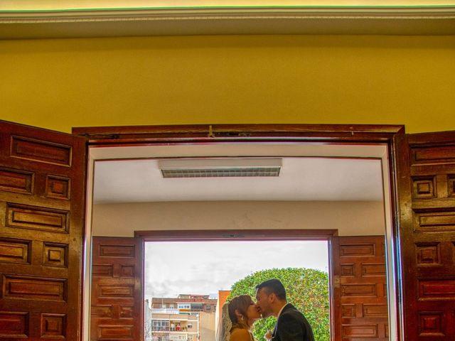 La boda de Paloma y Borja en Brunete, Madrid 23