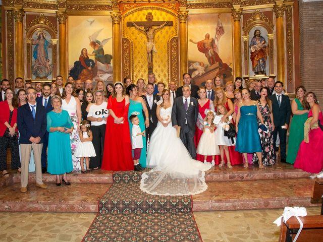 La boda de Paloma y Borja en Brunete, Madrid 27