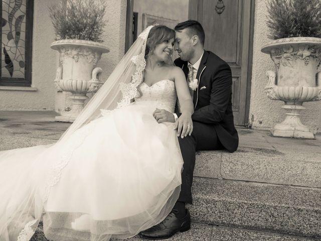 La boda de Borja y Paloma