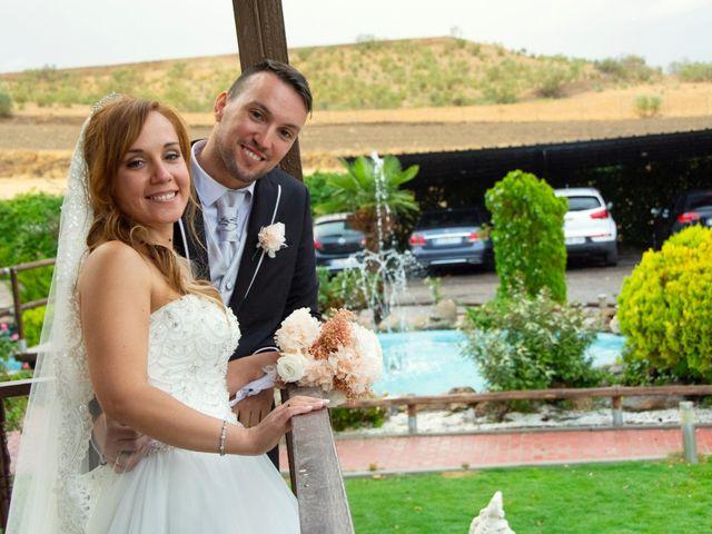 La boda de Paloma y Borja en Brunete, Madrid 34