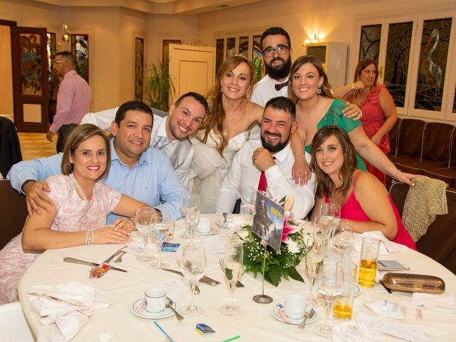 La boda de Paloma y Borja en Brunete, Madrid 43