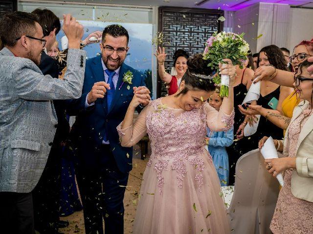 La boda de Joshua y Ainhoa