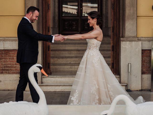 La boda de Hanno y Miriam en Fuente Vaqueros, Granada 23
