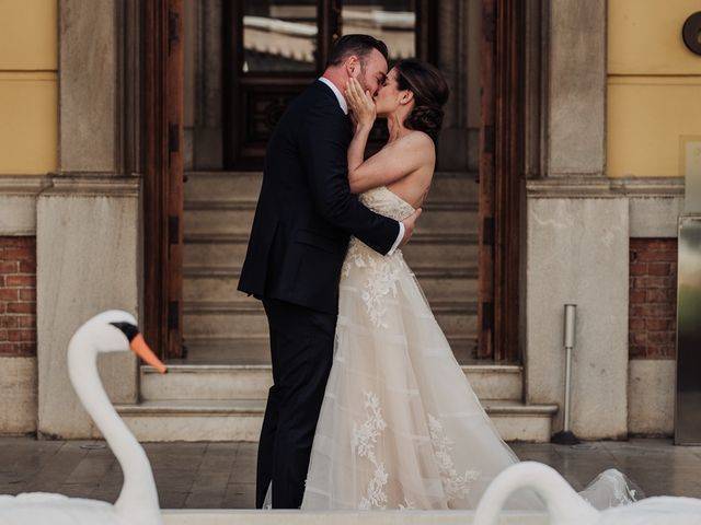 La boda de Hanno y Miriam en Fuente Vaqueros, Granada 24