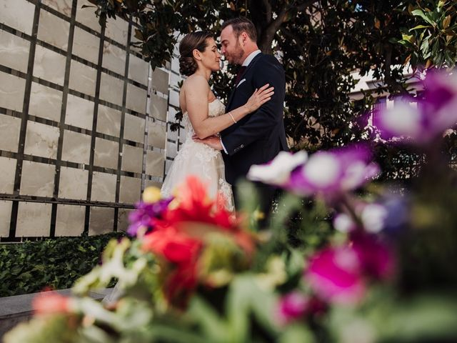 La boda de Hanno y Miriam en Fuente Vaqueros, Granada 28