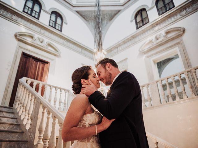 La boda de Hanno y Miriam en Fuente Vaqueros, Granada 35
