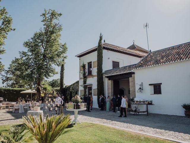 La boda de Hanno y Miriam en Fuente Vaqueros, Granada 38