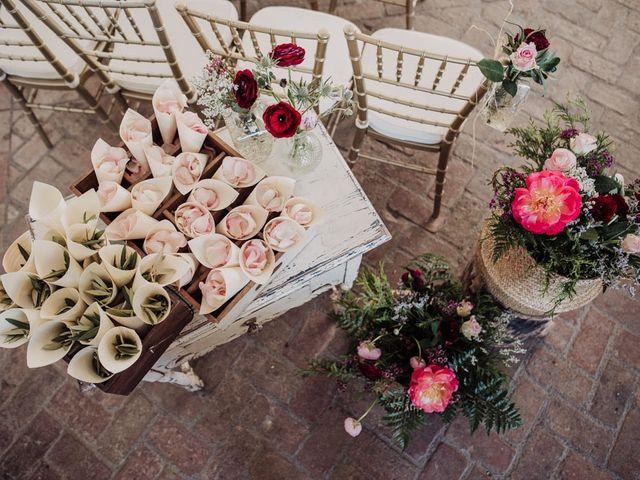 La boda de Hanno y Miriam en Fuente Vaqueros, Granada 41