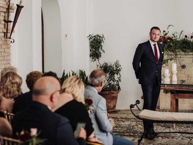 La boda de Hanno y Miriam en Fuente Vaqueros, Granada 42