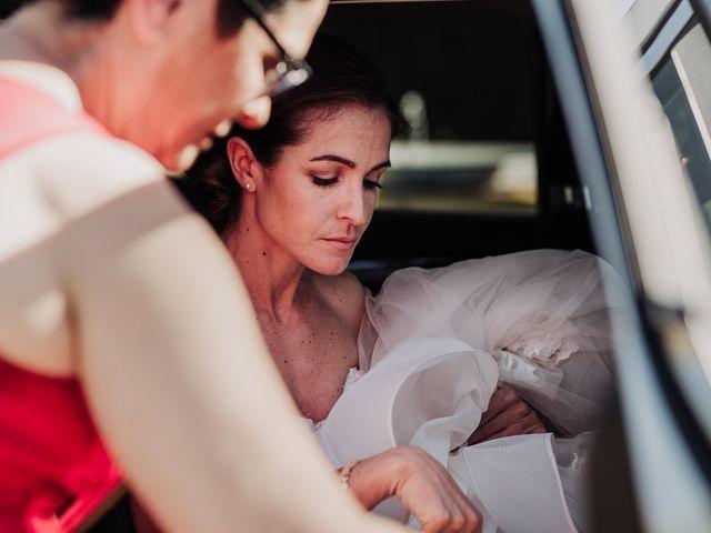 La boda de Hanno y Miriam en Fuente Vaqueros, Granada 43