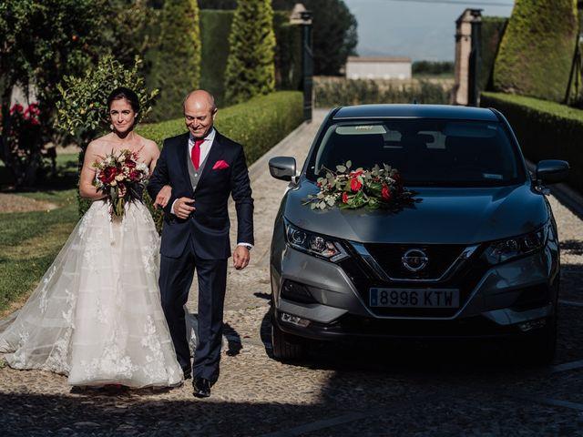 La boda de Hanno y Miriam en Fuente Vaqueros, Granada 44
