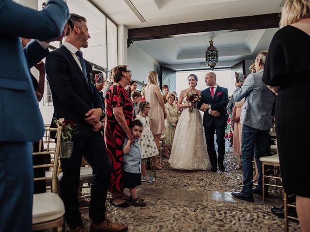 La boda de Hanno y Miriam en Fuente Vaqueros, Granada 46