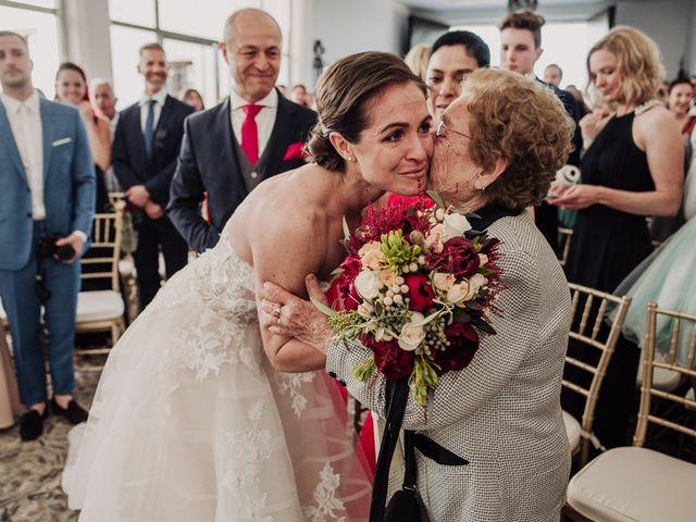 La boda de Hanno y Miriam en Fuente Vaqueros, Granada 47