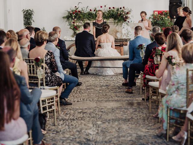 La boda de Hanno y Miriam en Fuente Vaqueros, Granada 51