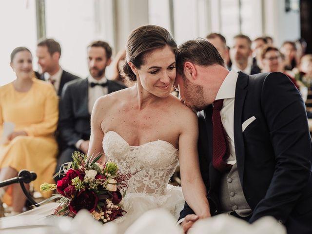 La boda de Hanno y Miriam en Fuente Vaqueros, Granada 52