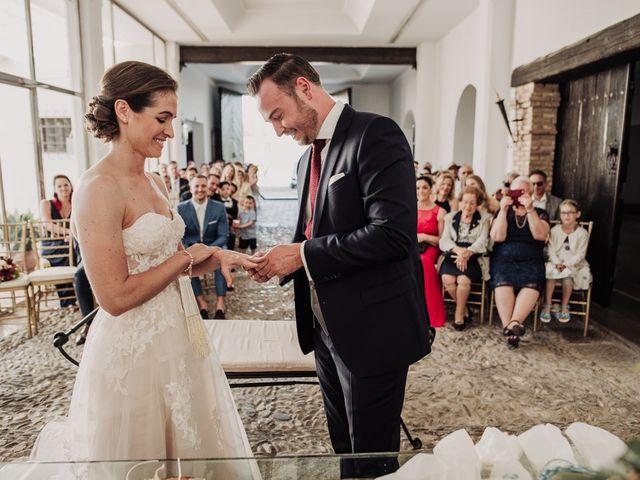La boda de Hanno y Miriam en Fuente Vaqueros, Granada 56