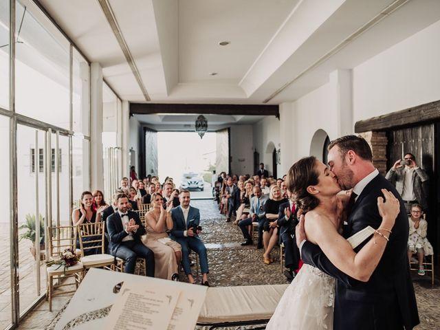 La boda de Hanno y Miriam en Fuente Vaqueros, Granada 58