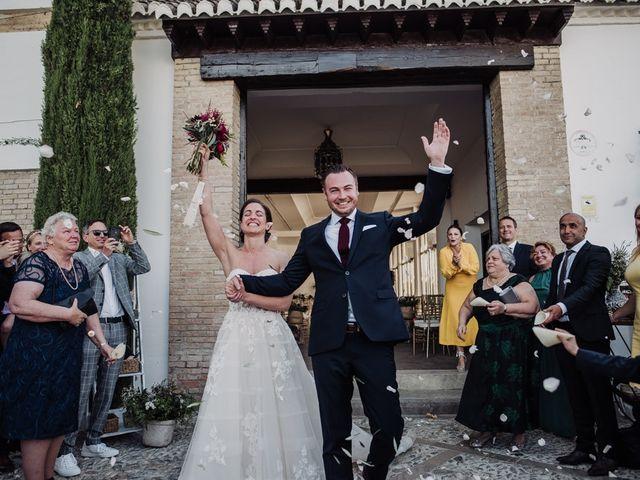 La boda de Hanno y Miriam en Fuente Vaqueros, Granada 61