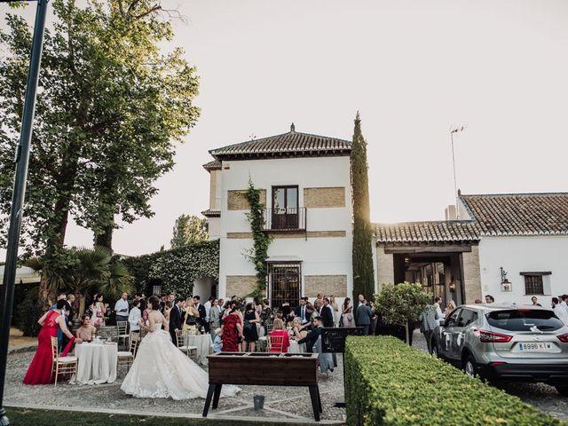 La boda de Hanno y Miriam en Fuente Vaqueros, Granada 65