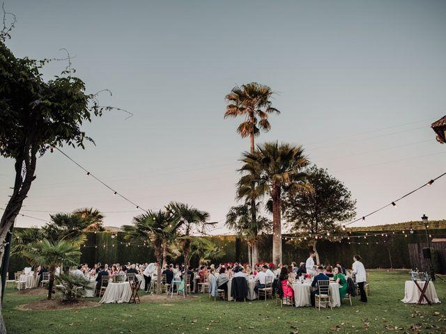 La boda de Hanno y Miriam en Fuente Vaqueros, Granada 72