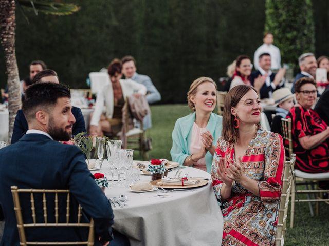 La boda de Hanno y Miriam en Fuente Vaqueros, Granada 74