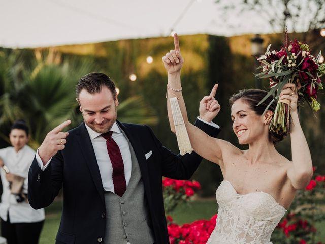 La boda de Hanno y Miriam en Fuente Vaqueros, Granada 75
