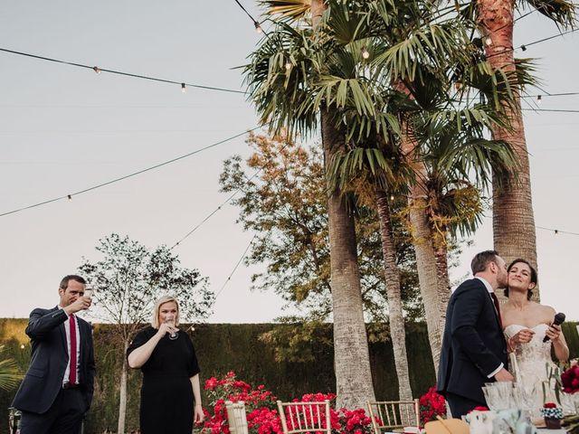 La boda de Hanno y Miriam en Fuente Vaqueros, Granada 76