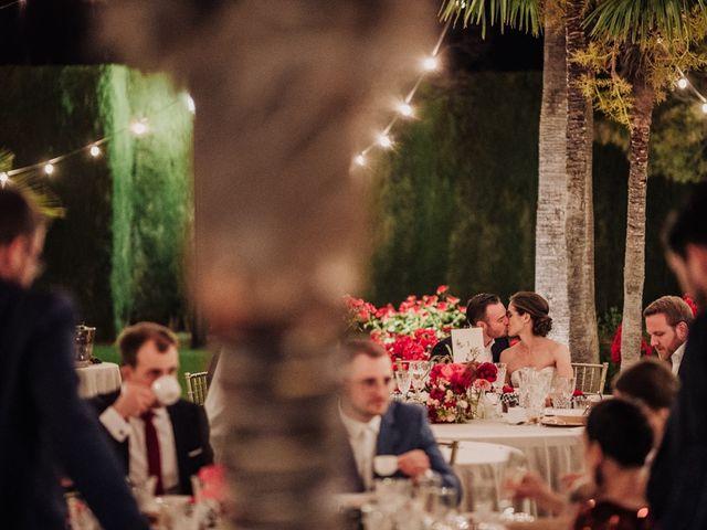 La boda de Hanno y Miriam en Fuente Vaqueros, Granada 82