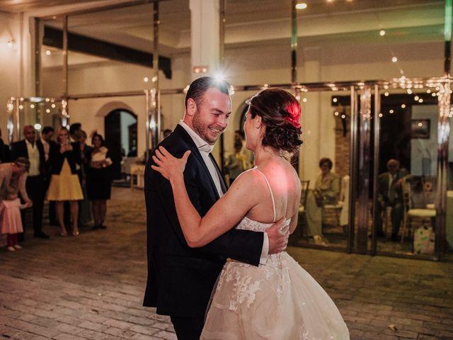 La boda de Hanno y Miriam en Fuente Vaqueros, Granada 85