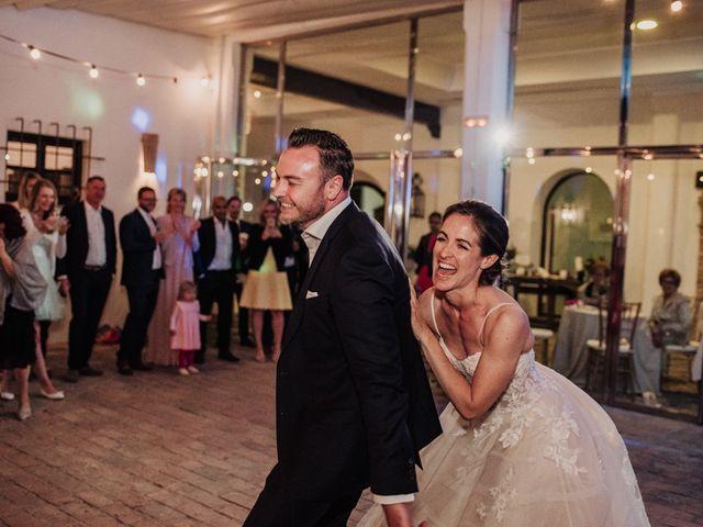 La boda de Hanno y Miriam en Fuente Vaqueros, Granada 86