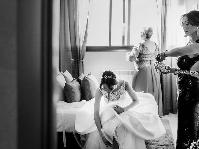 La boda de Dani y Nuria en Villanueva De Gallego, Zaragoza 3